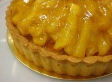 Crostata di crema al Cocco e Ananas